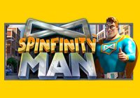 Spinfinity Man Online Slot Oyunu