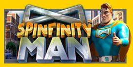Spinfinity Man online slot oyunu