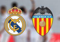 Real Madrid – Valencia Derbisi Tahminleri