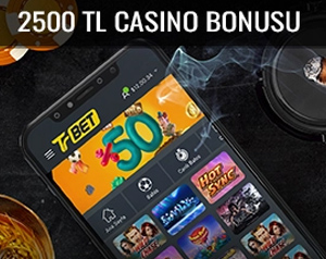 Trbet 2500 TL casino bonusu