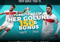 Trbet Türkiye Milli Takımına özel Bonus Veriyor